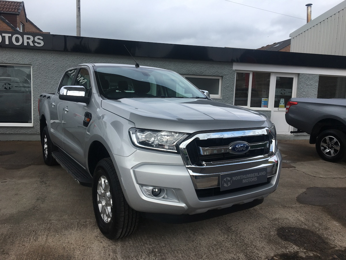 18 18 Ford Ranger 4X4 Double Cab